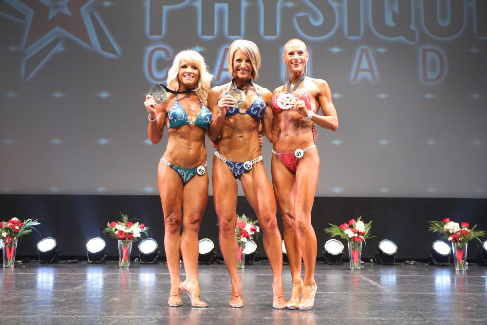 2017 Physique Canada National Classic Awards