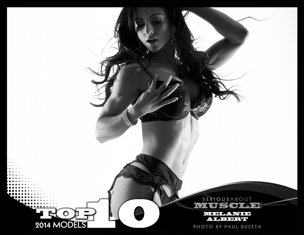 Top 10 Fitness Models of 2014